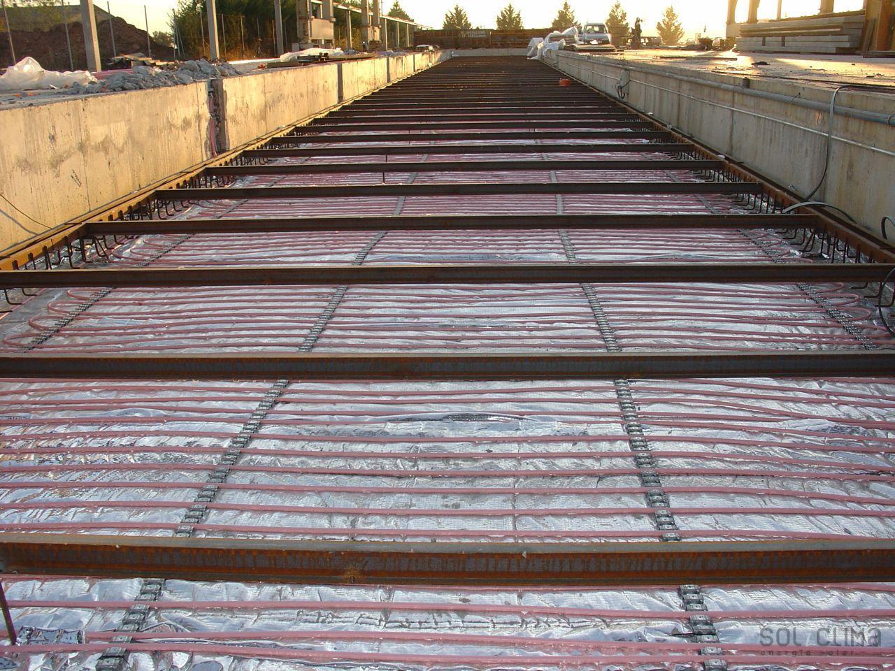 Radiant Floor In Arizona Heating Cooling