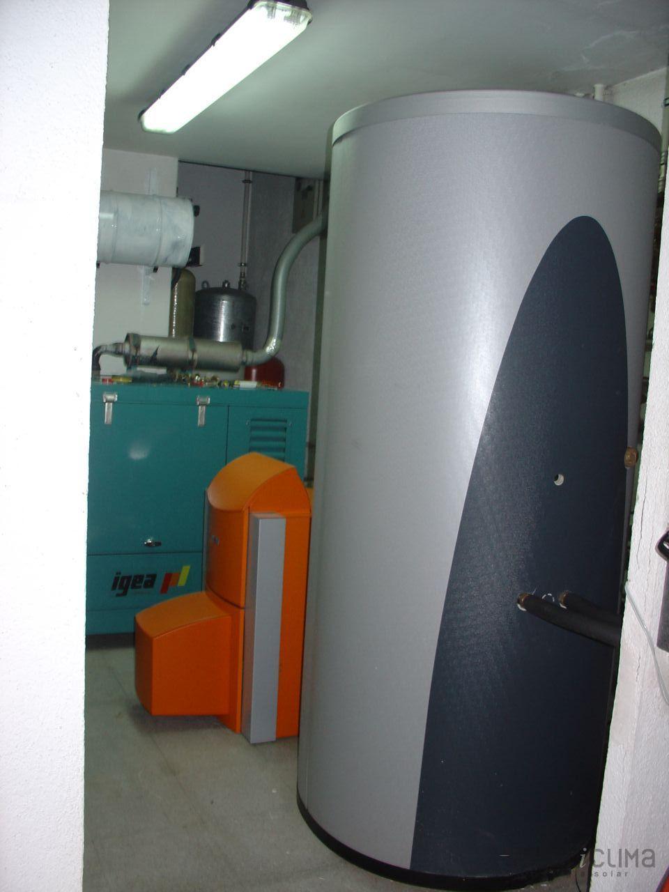 Instalaciones Low Temperature Boilers 1