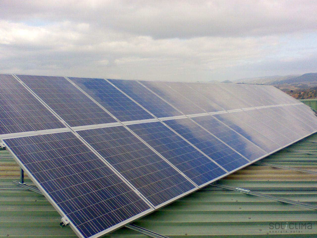 Solar Power Plant Kansas