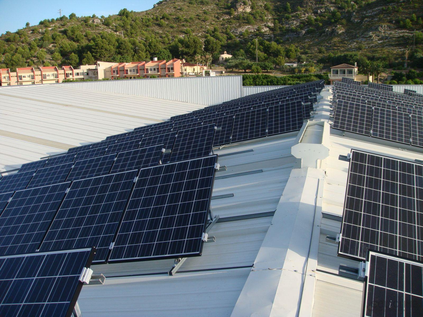 Solar Power Plant In Dallas