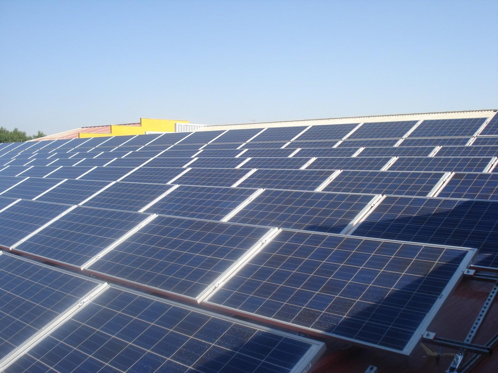 Instalaciones Solar Power Plants 3