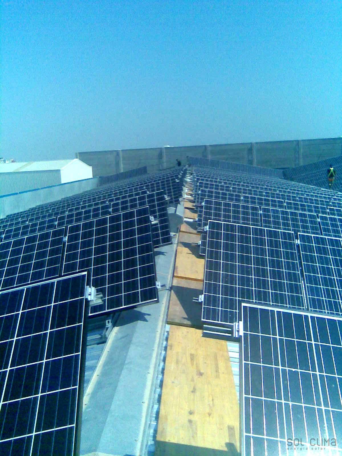 Instalaci 243 N Solar Power Solar Power Plant In Texas