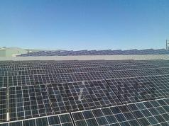 solar power plant in new mexico