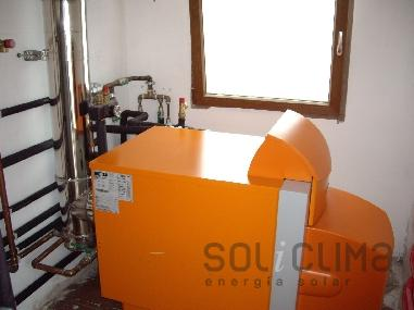 Diesel boiler in New York