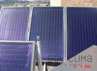 Solar energy in Hemet, California