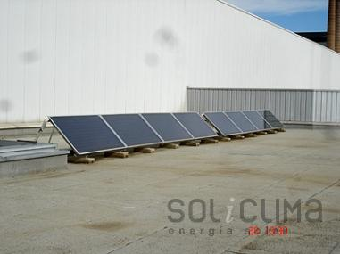 Solar energy in Tyler, Oklahoma